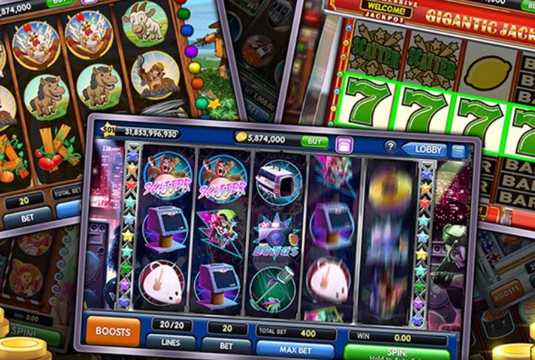 Новые игровые автоматы онлайн казино