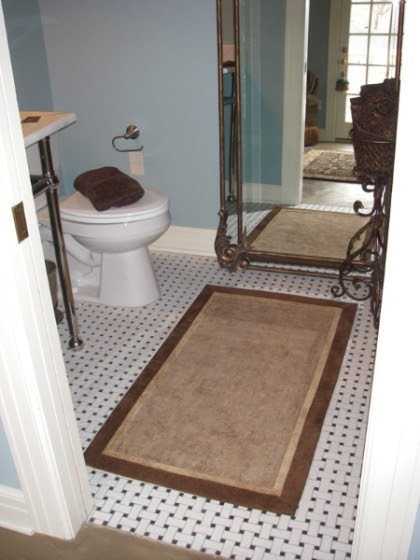 Tenant Proof Design Timeless And Low Maintenance Bathroom