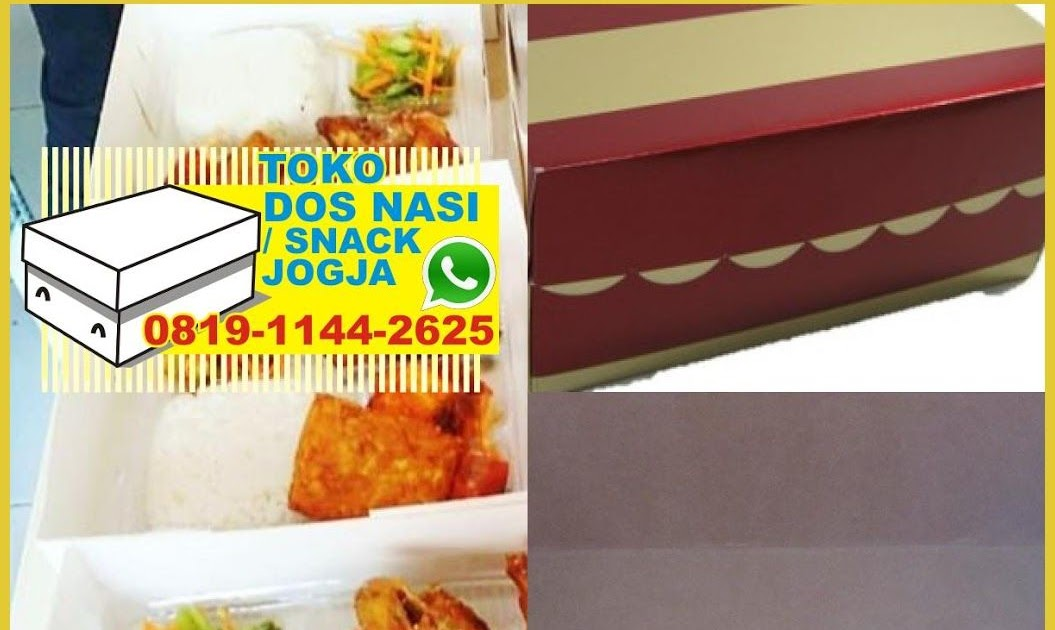 Tempat Nasi Box Kekinian : Ny Hendrawan - Nasi kotak ...