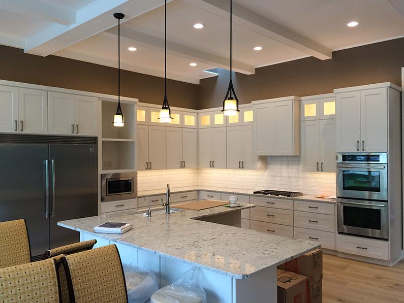 Residential Kitchen Remodel Jk Electric