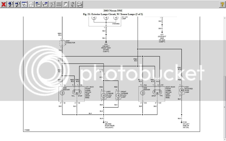 Nissan 370z Radio Wiring Harnes