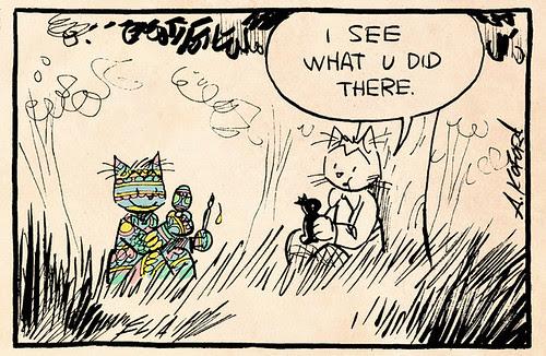 Laugh-Out-Loud Cats #1939 by Ape Lad