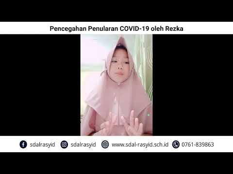 Pencegahan Penularan COVID 19 oleh Rezka