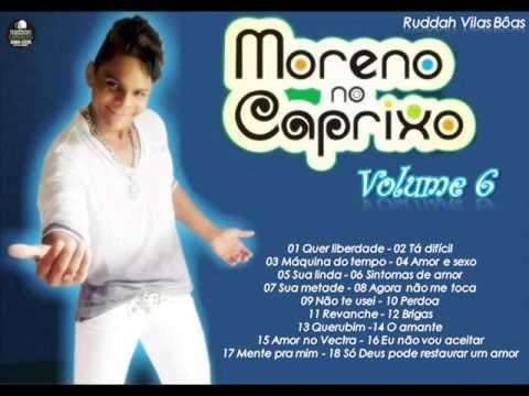 CD Moreno No Kaprixo Volume 6 2013