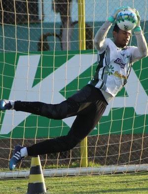 Diogo Silva, Luverdense (Foto: Felipe Nischor/Luverdense EC)