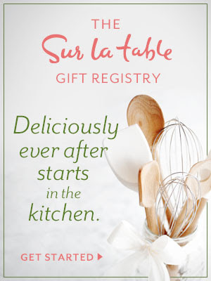 Sur La Table Gift Registry_300x400
