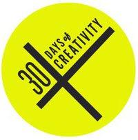 30 days of creativity tumblr