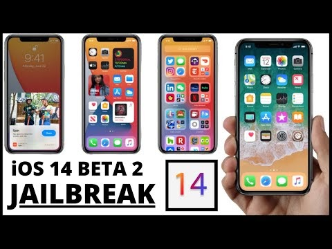 Jailbreak iOS 14 Beta 2! Jailbreak Update