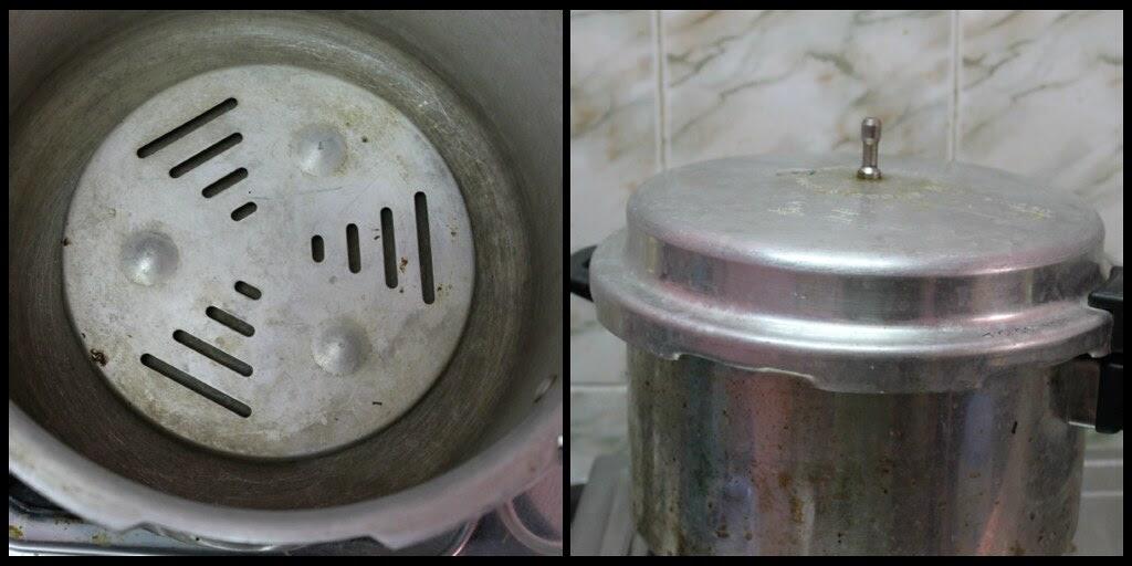 preheat pressure cooker