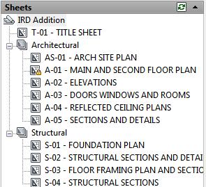 AutoCAD 2010 User Documentation: Organize a Sheet Set