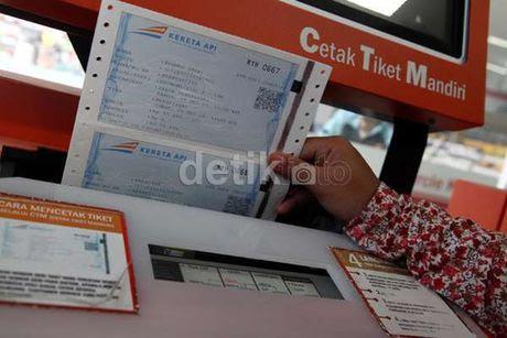 Tiket KA Lebaran: Pembayaran Dibatalkan Sepihak hingga Habis Dalam 5 Menit