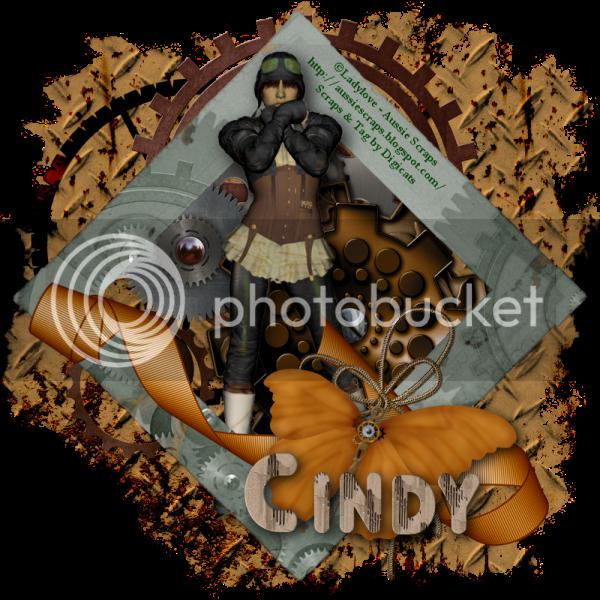Gothic Journey - Cindy