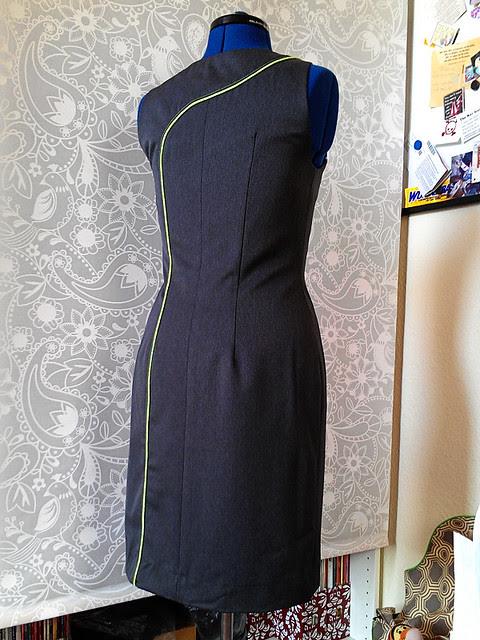 Business Edge Dress