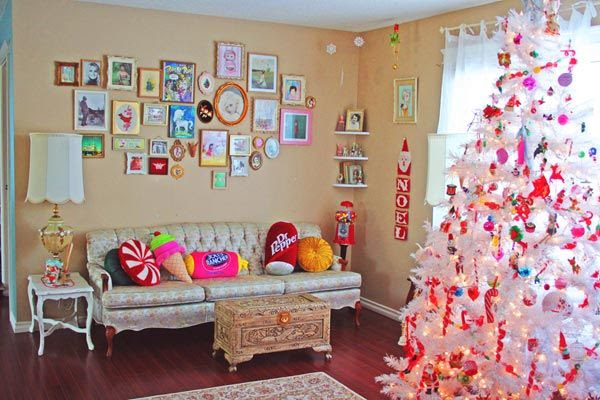 Christmas Decorations Ideas 26 Christmas Decorating Ideas for Your ...