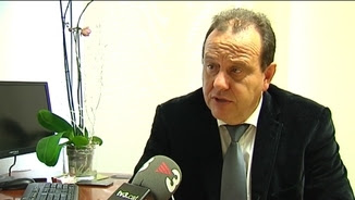 Pedro Horrach en una entrevista a TV3