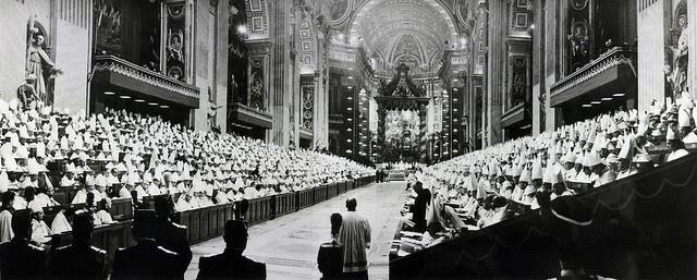L'eredità teologica del Concilio Vaticano II