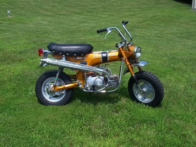 motorbike forum honda ct