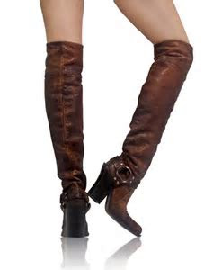 Dior Brown Boots Size 7.5 30% Off   Dior Boots & Booties