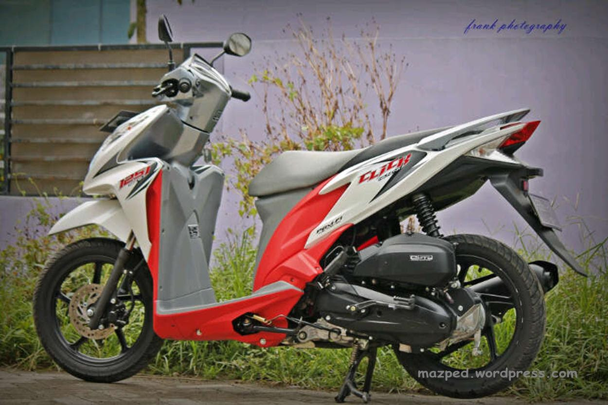 Modifikasi Motor Honda Vario Techno 125 PGM FI YouTube Holiday And
