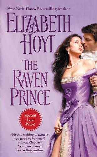 The Raven Prince (Princes Trilogy) by Elizabeth Hoyt