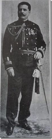 Félix, sobrino de don Porfirio Díaz