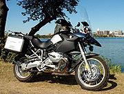 BMW R1200GS dual-purpose motorcycle