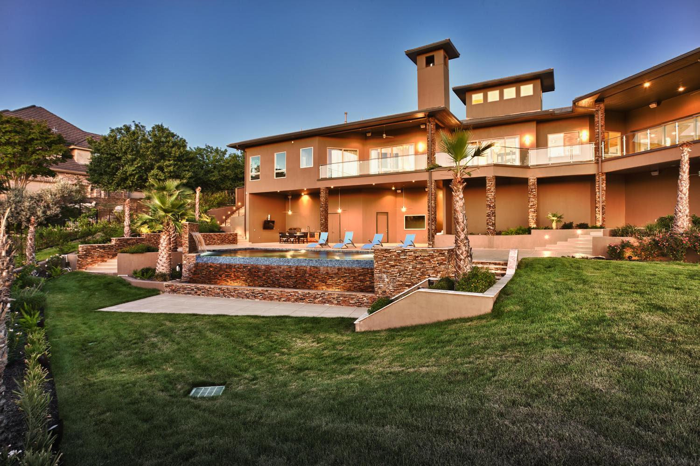 Builder News Design/Build ICF Technology Walk-Out Basement Homes ...
