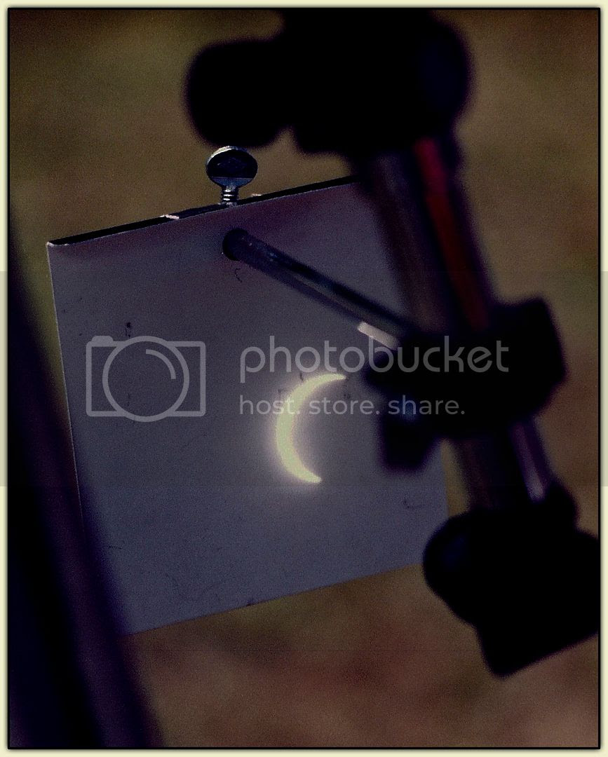 Annular Eclipse - May 30, 1984
