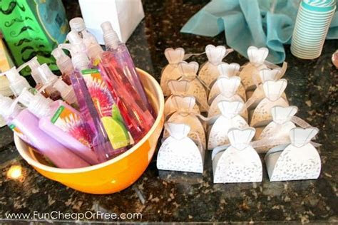 Fun, Cheap or Free Bridal Shower ideas! Games, party