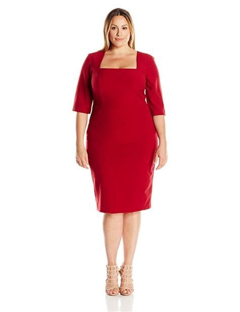 5 plus size red dresses for Valentine's day   Page 4 of 5