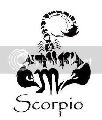 Scorpio Tattoo 05