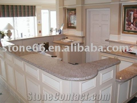 Grey Granite Worktop and Countertop from China-110309 - StoneContact.