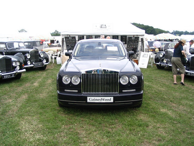 Rolls Royce Phantom Saloon modified for Gaines Cooper