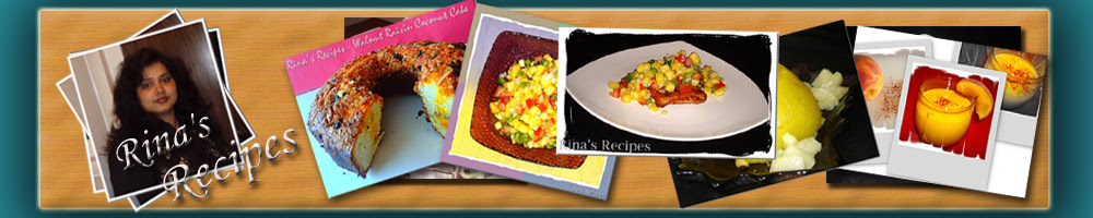 Rina's Recipes