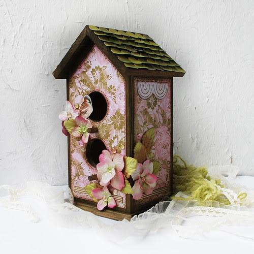 Wiosenny domek