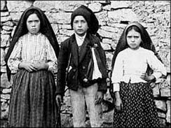 Third Secret of Fatima and the Three Children