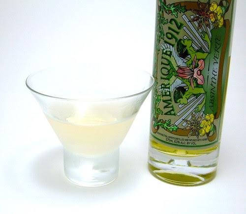 Absinthe Martini