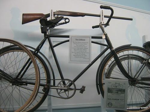Iver Johnson Bicycle-Truss Frame