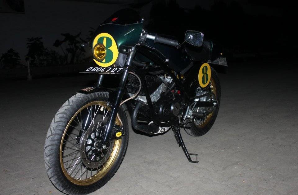 Jual Speedometer Cafe Racer