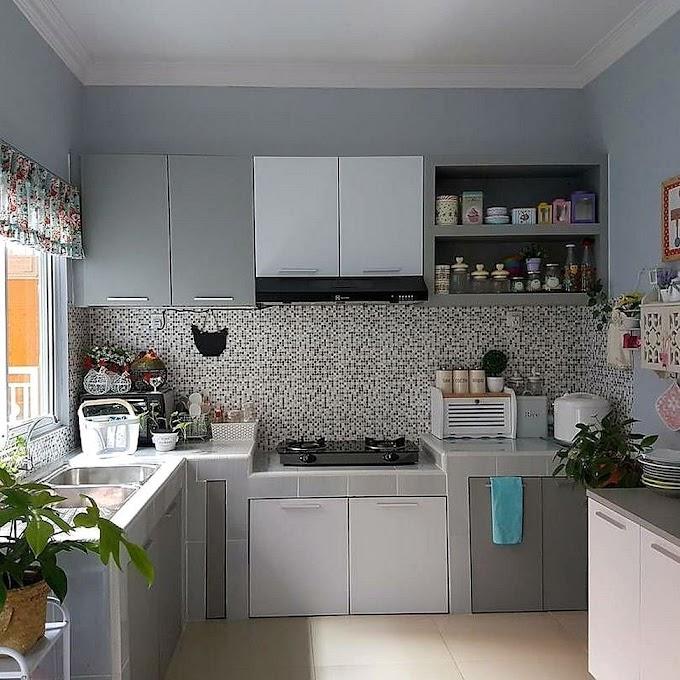 Contoh Peralatan Dapur Dari Aluminium | Ide Rumah Minimalis