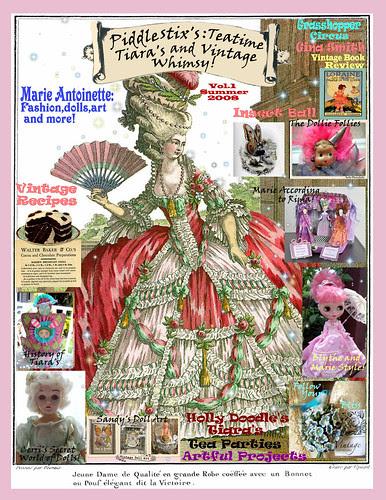 Piddlestixs:Teatime Tiaras and Vintage Whimsy!