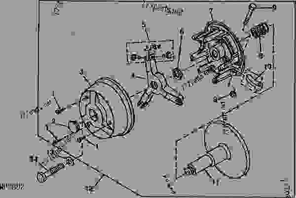 John Deere Gator 6x4 Parts Diagram