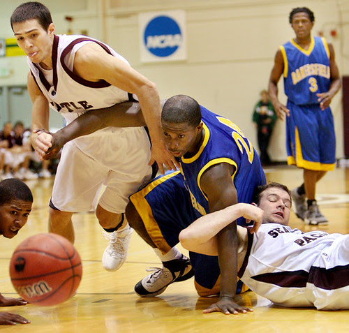 NCAA 2006 Division II West Regional- 2nd round