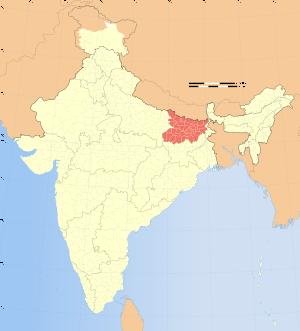 Bihar, the state in India where majority of Bi...