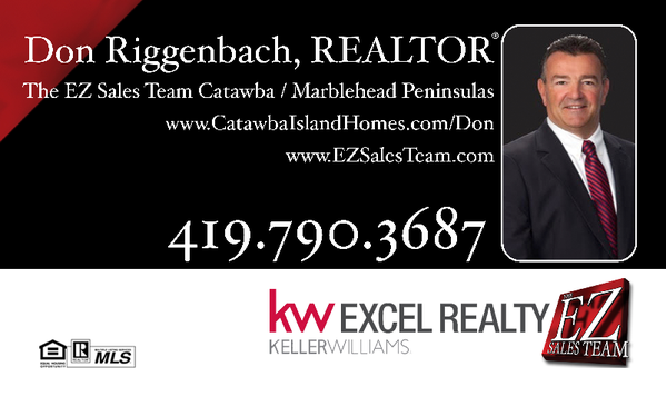 Don Riggenbach KW Realtor magnet