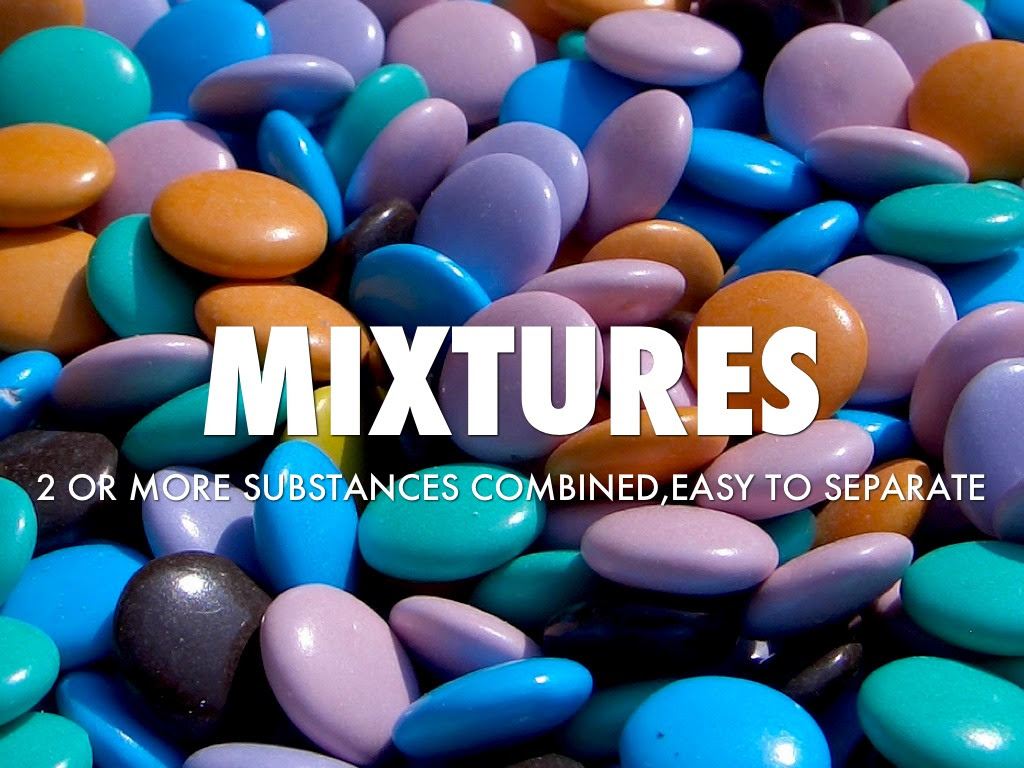 1.4) Let's Focus on Compounds and Mixtures - Science with ...