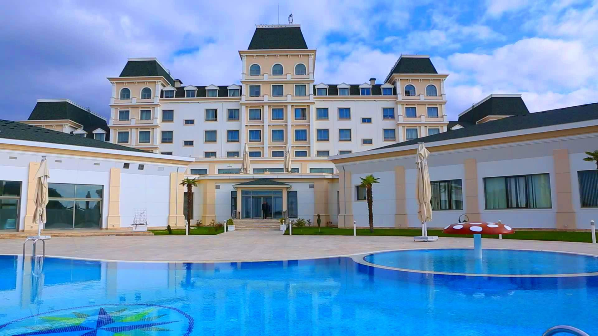 Discount Qafqaz Gabala Sport Hotel