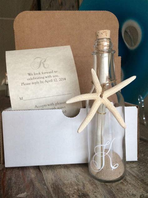 50 Monogram Message in a Bottle Wedding by SoPreshSoChic
