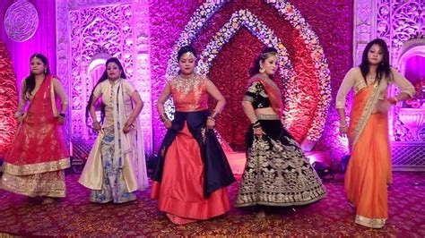 sister marriage dance performance,wedding dance,indian