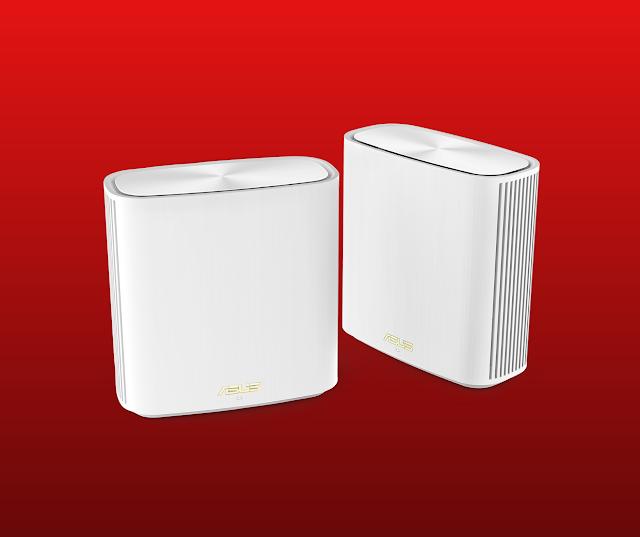 【WiFi 6 Router 報價】ASUS ZENWIFI XD6  雙機裝、網速AX5400 特價$3699